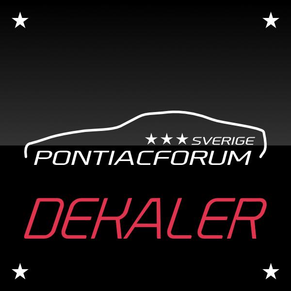Pontiacforum Dekaler